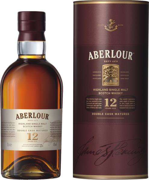 Aberlour 12 Jahre Double Cask Whisky