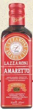 Amaretto Lazzaroni 350ml