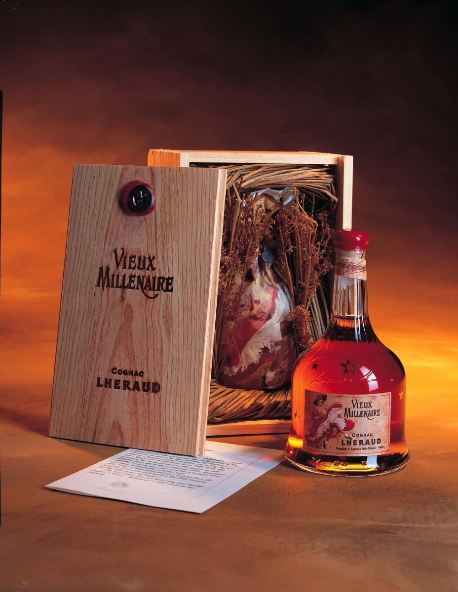 Cognac Lheraud Vieux Millenaire