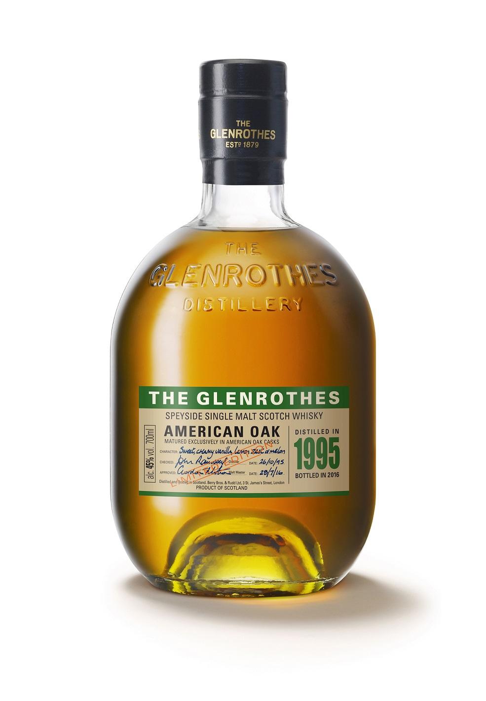 Glenrothes American Oak 1995 Whisky