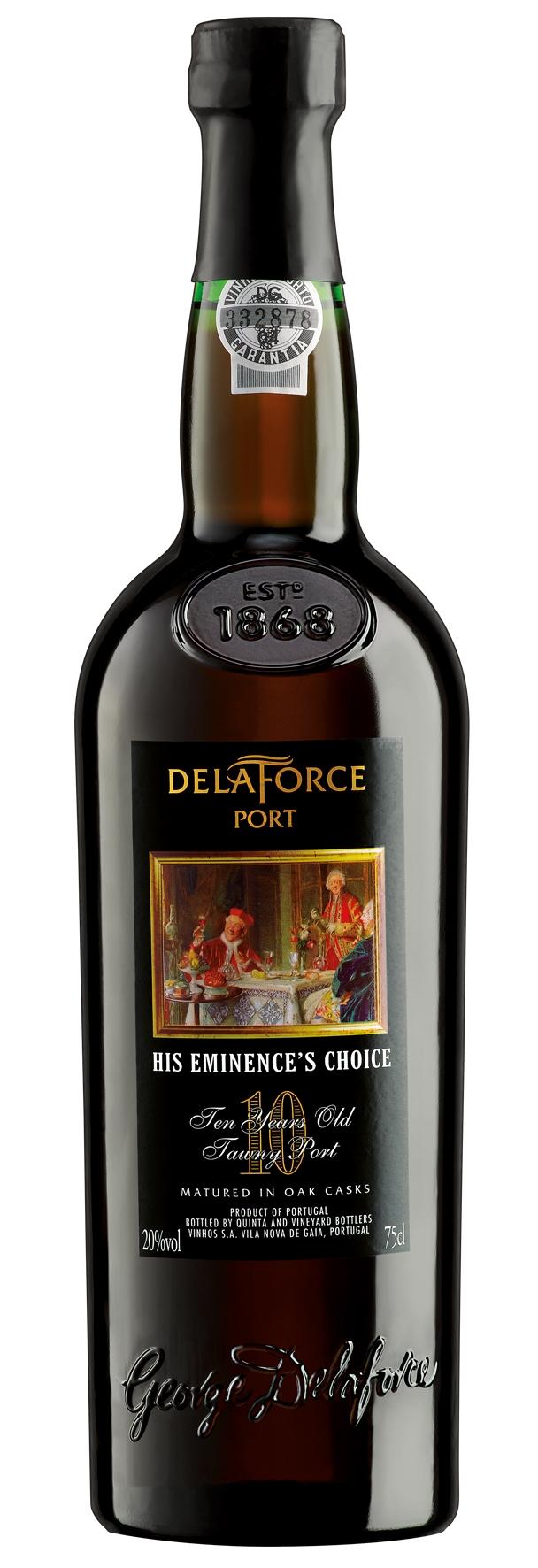 Delaforce Port His Eminence 10 Jahre