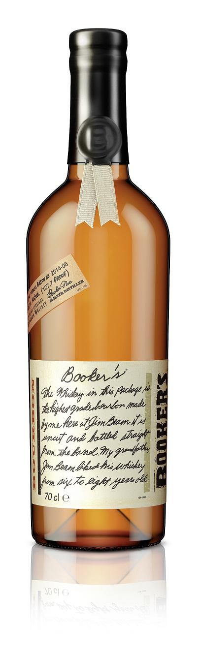 Bookers Kentucky Straight Bourbon Whiskey