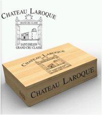 Präsent Chateau Laroque Grand Cru Classe