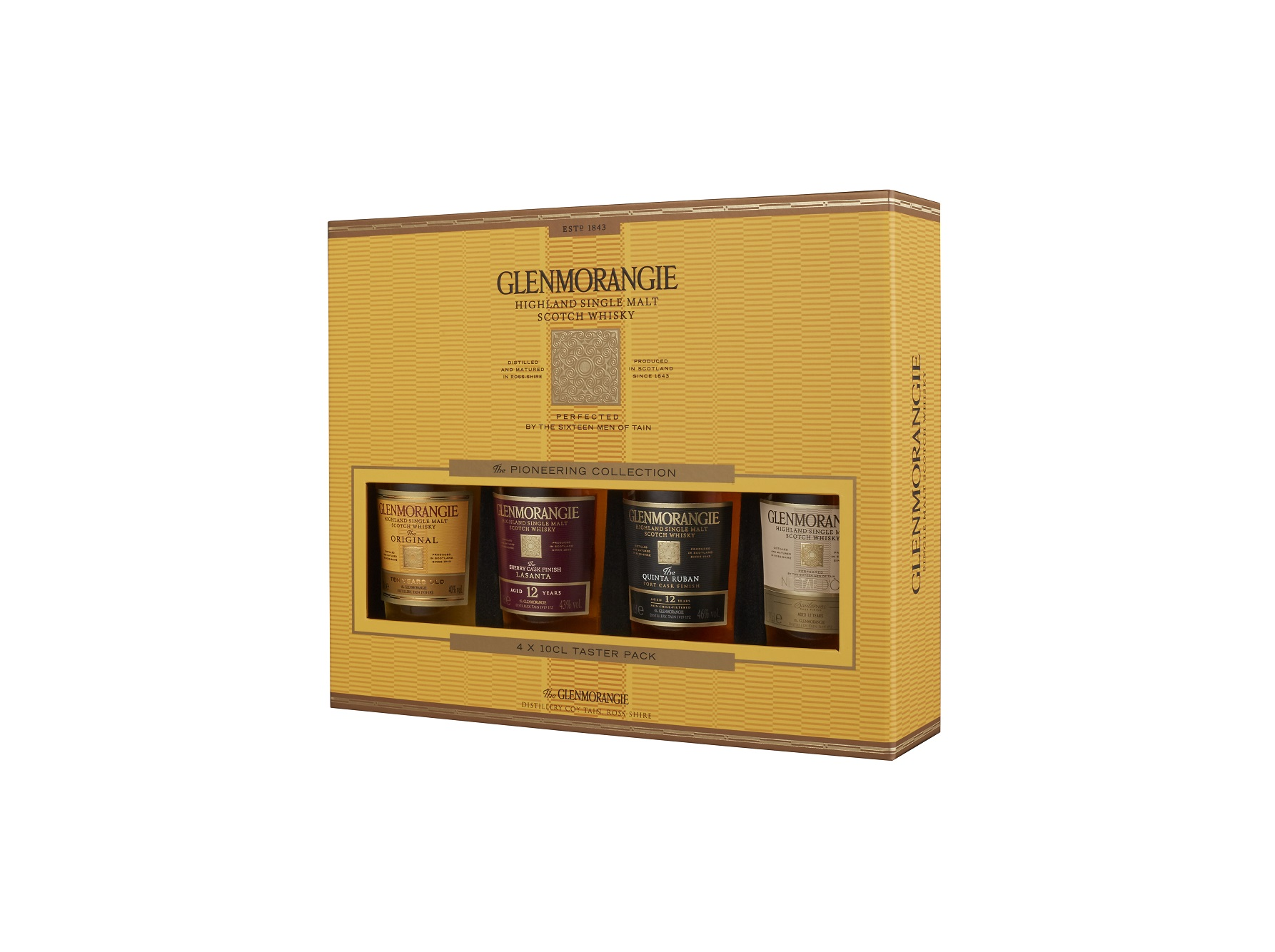 Glenmorangie Whisky Taster Pack