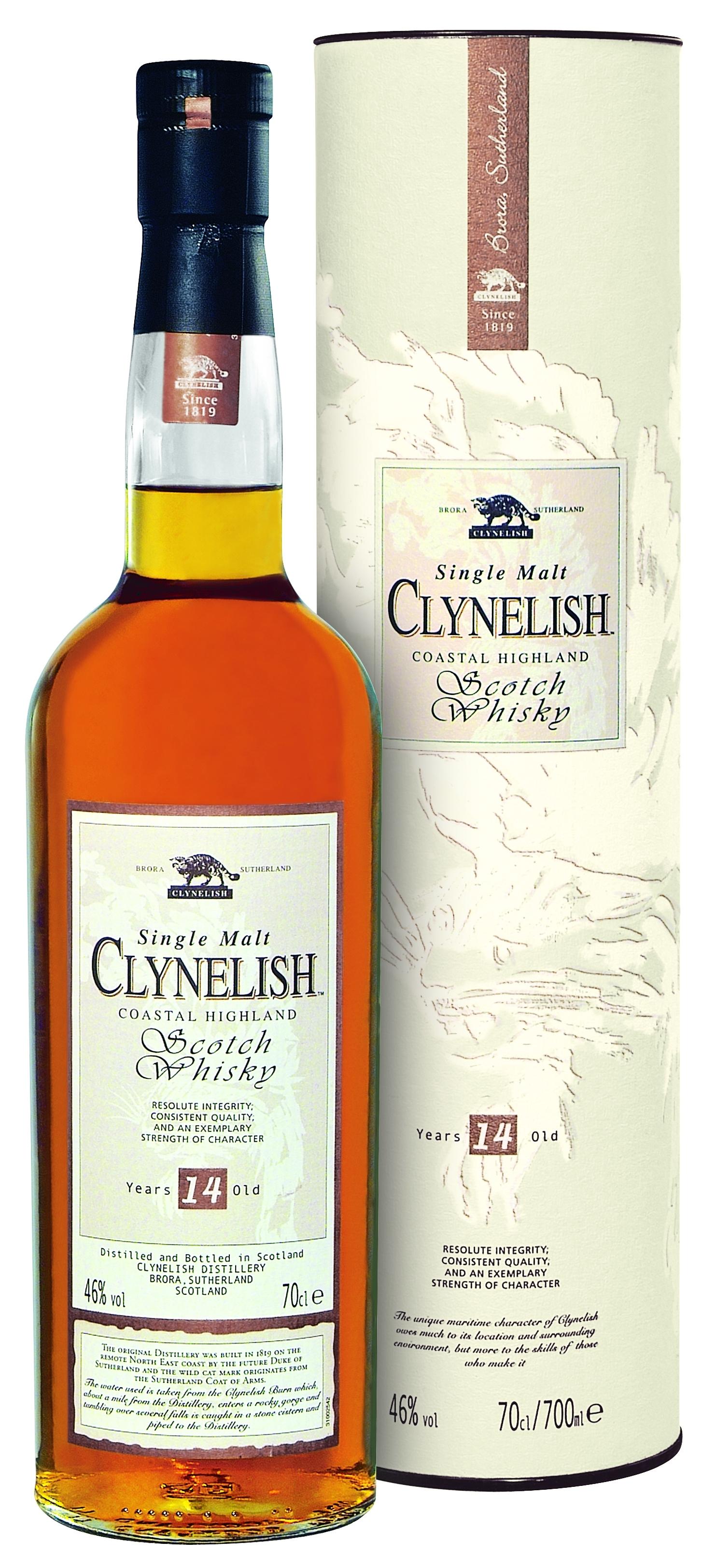 Clynelish 14 Jahre Single Malt Whisky