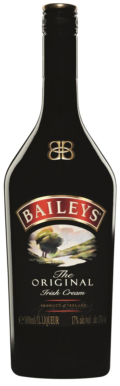 Baileys Irish Cream Likör Literflasche