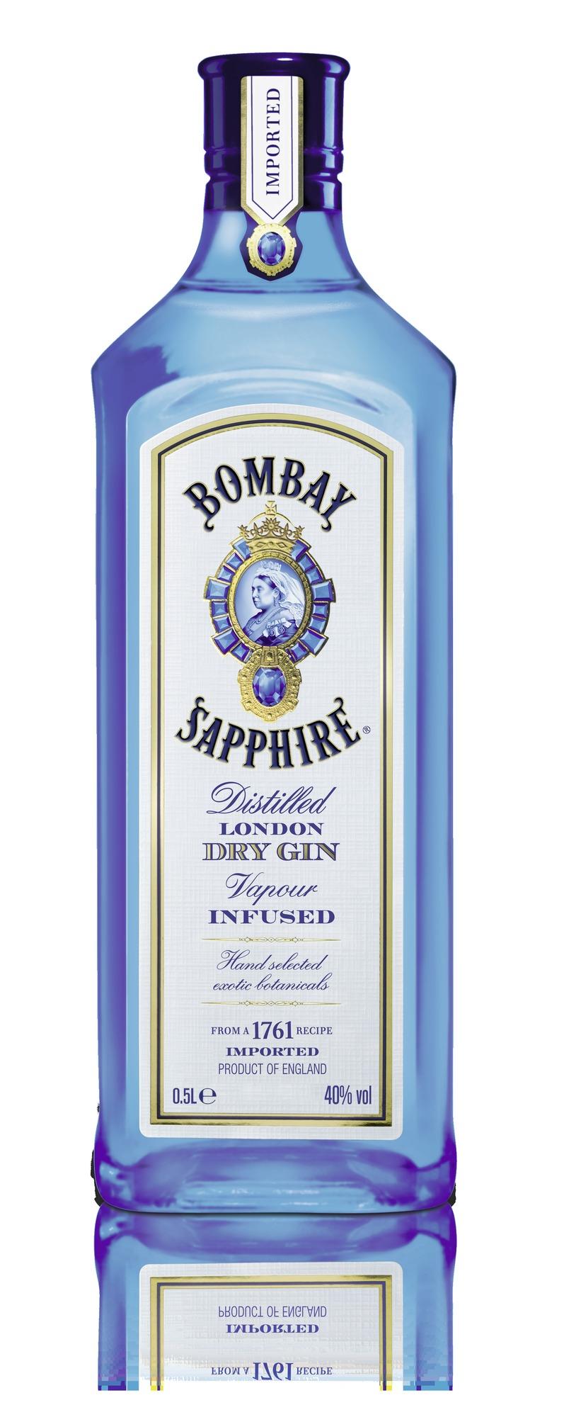 Bombay Sapphire London Dry Gin 500ml