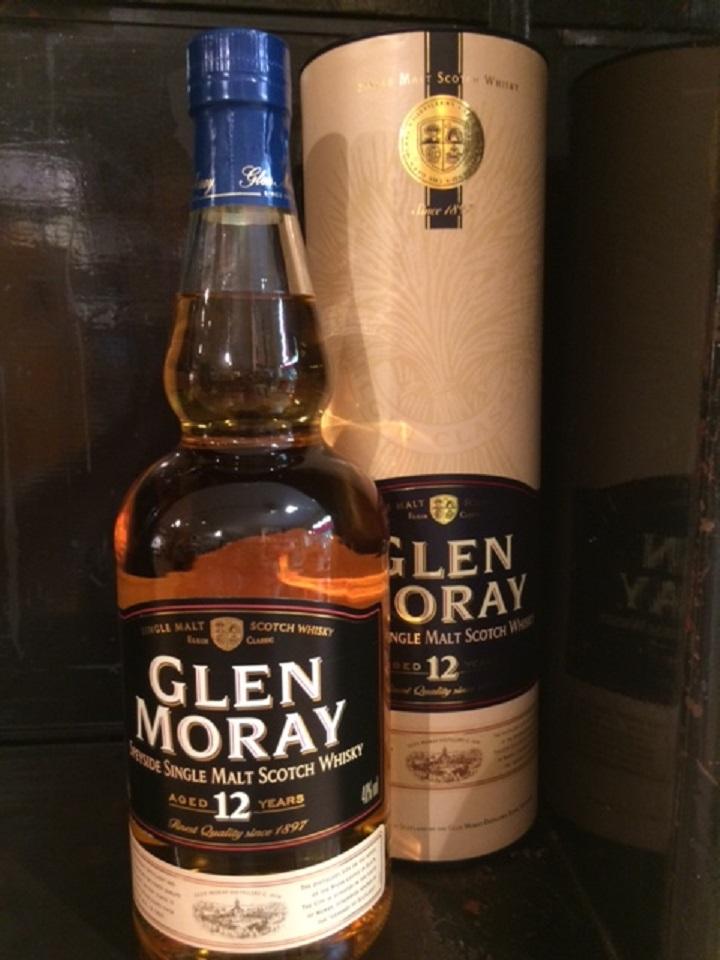Glen Moray 12 Jahre Whisky