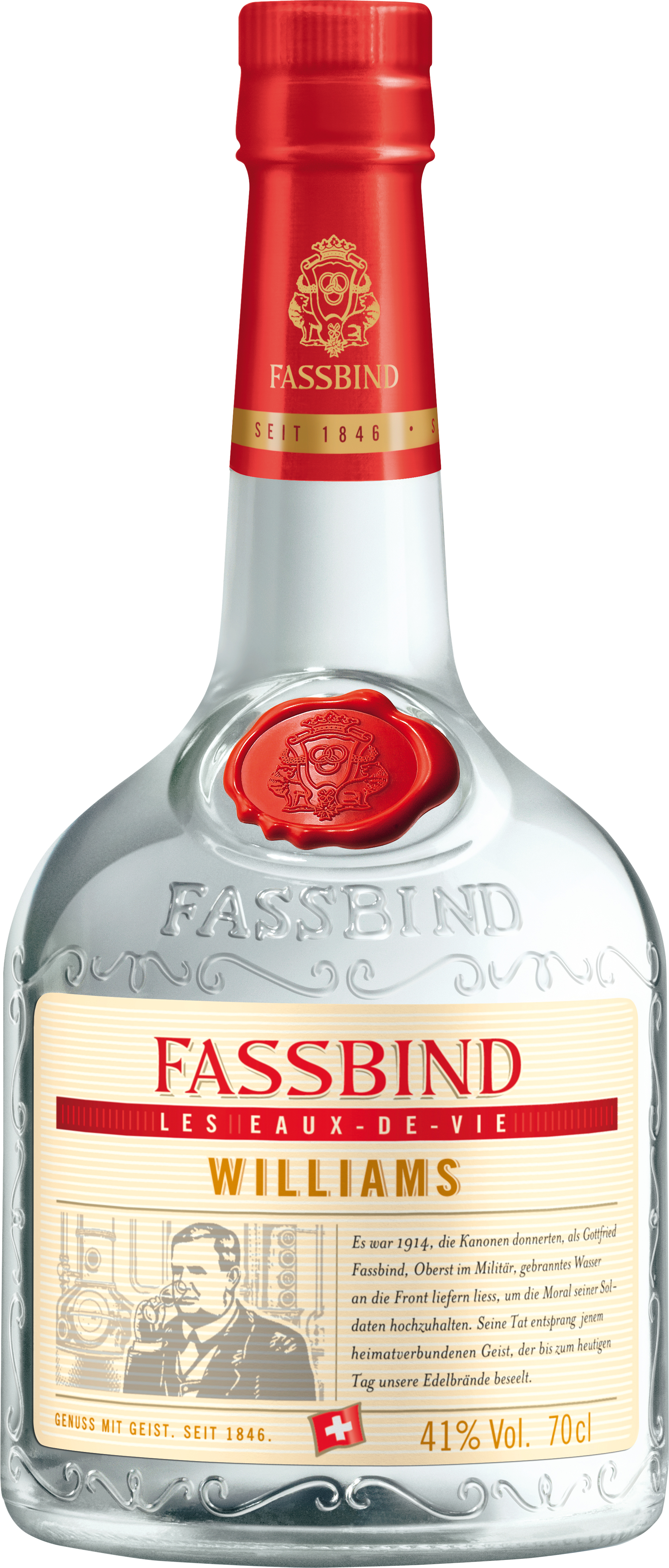 Fassbind Williamsbirne Selection Prestige