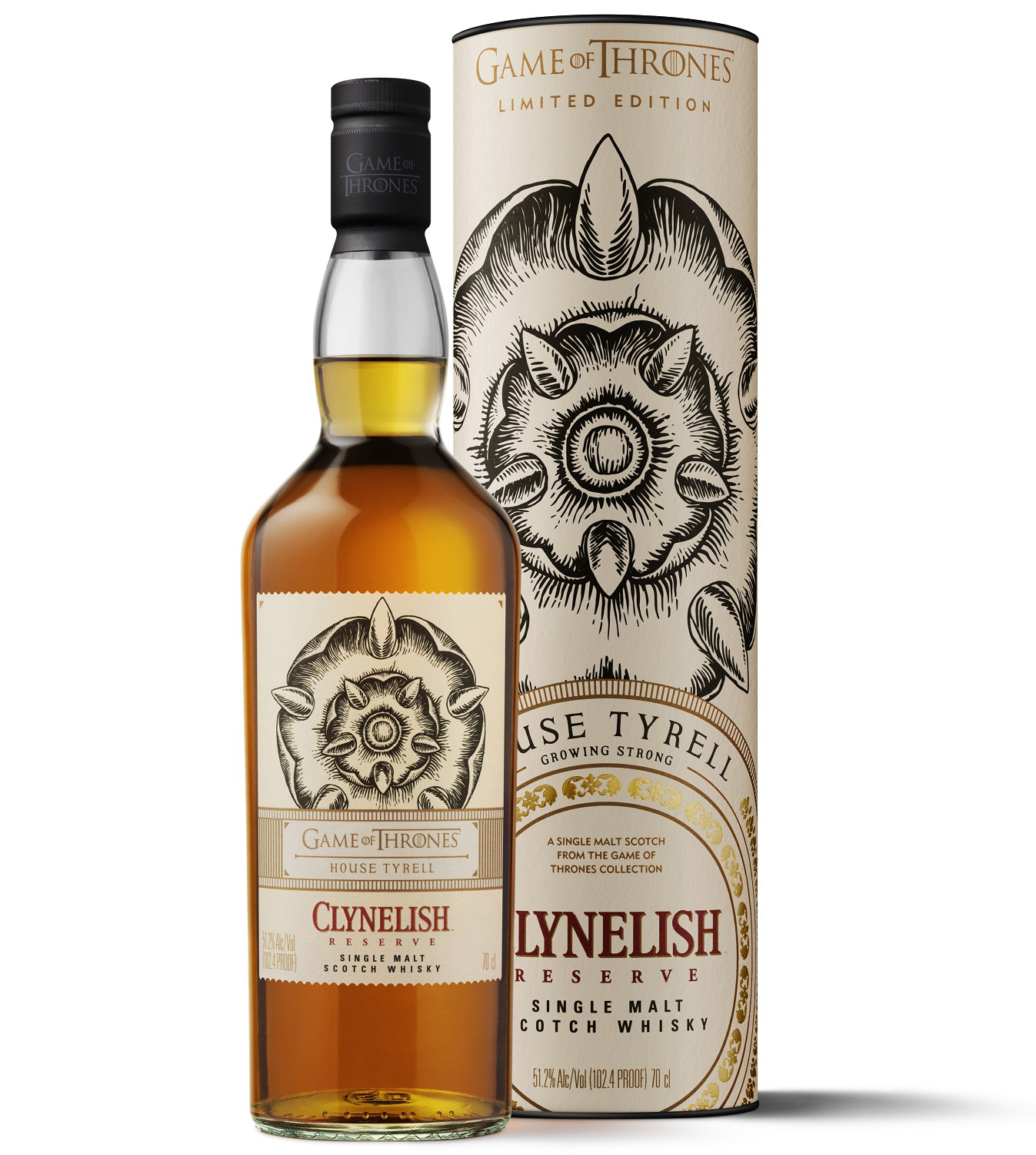 Clynelish Reserve Game of Thrones Whisky