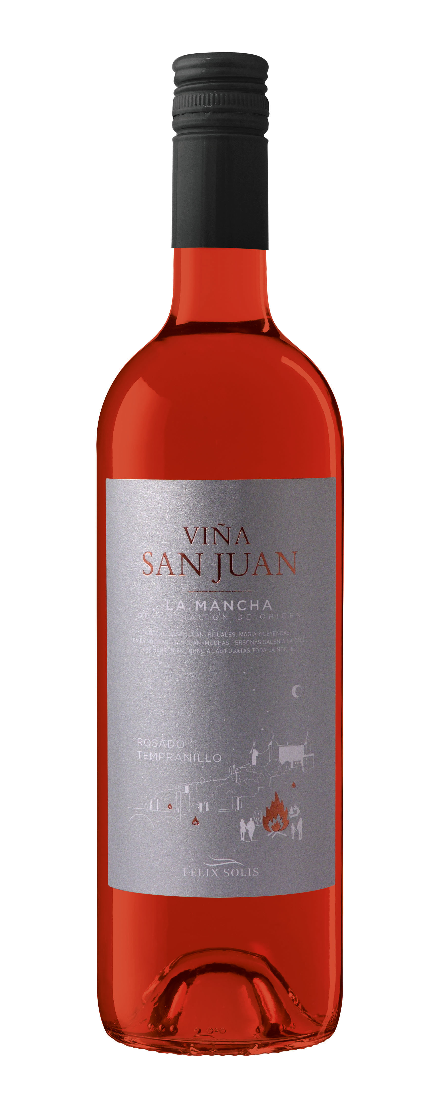 Vina San Juan rosado D.O.
