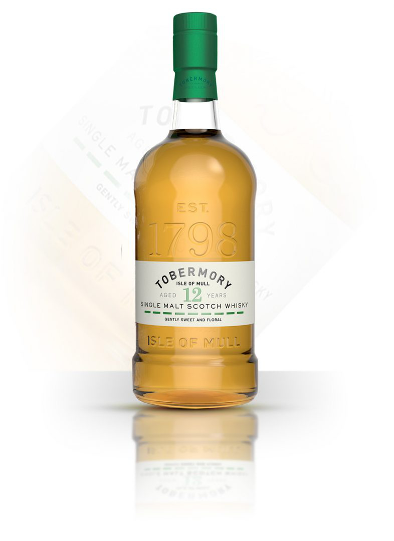 Tobermory 12 Jahre Single Malt Whisky
