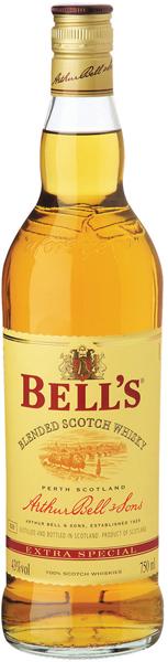 Bells Old Scotch Whisky