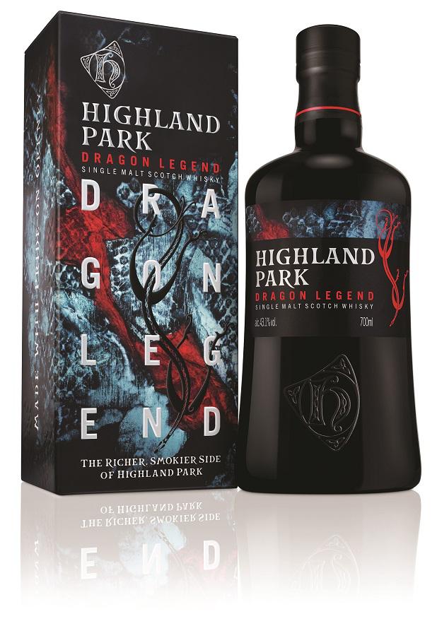 Highland Park Dragon Legend Whisky