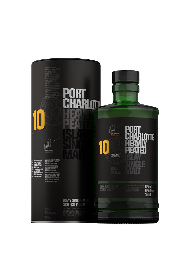 Port Charlotte 10 Jahre Whisky
