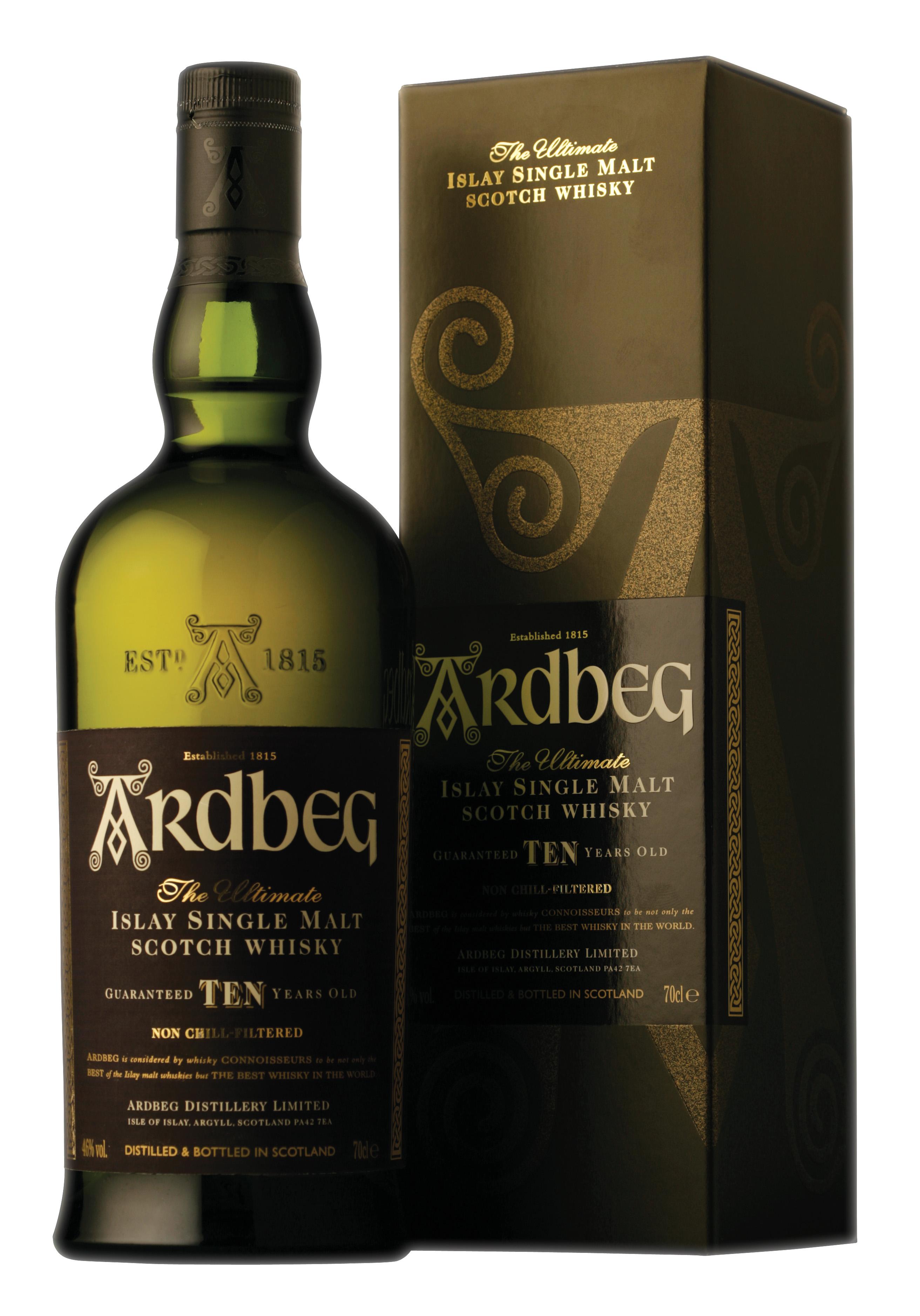 Ardbeg 10 Jahre Single Malt Whisky