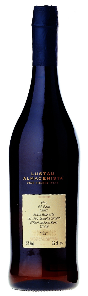 Lustau Almacenista Fino Sherry