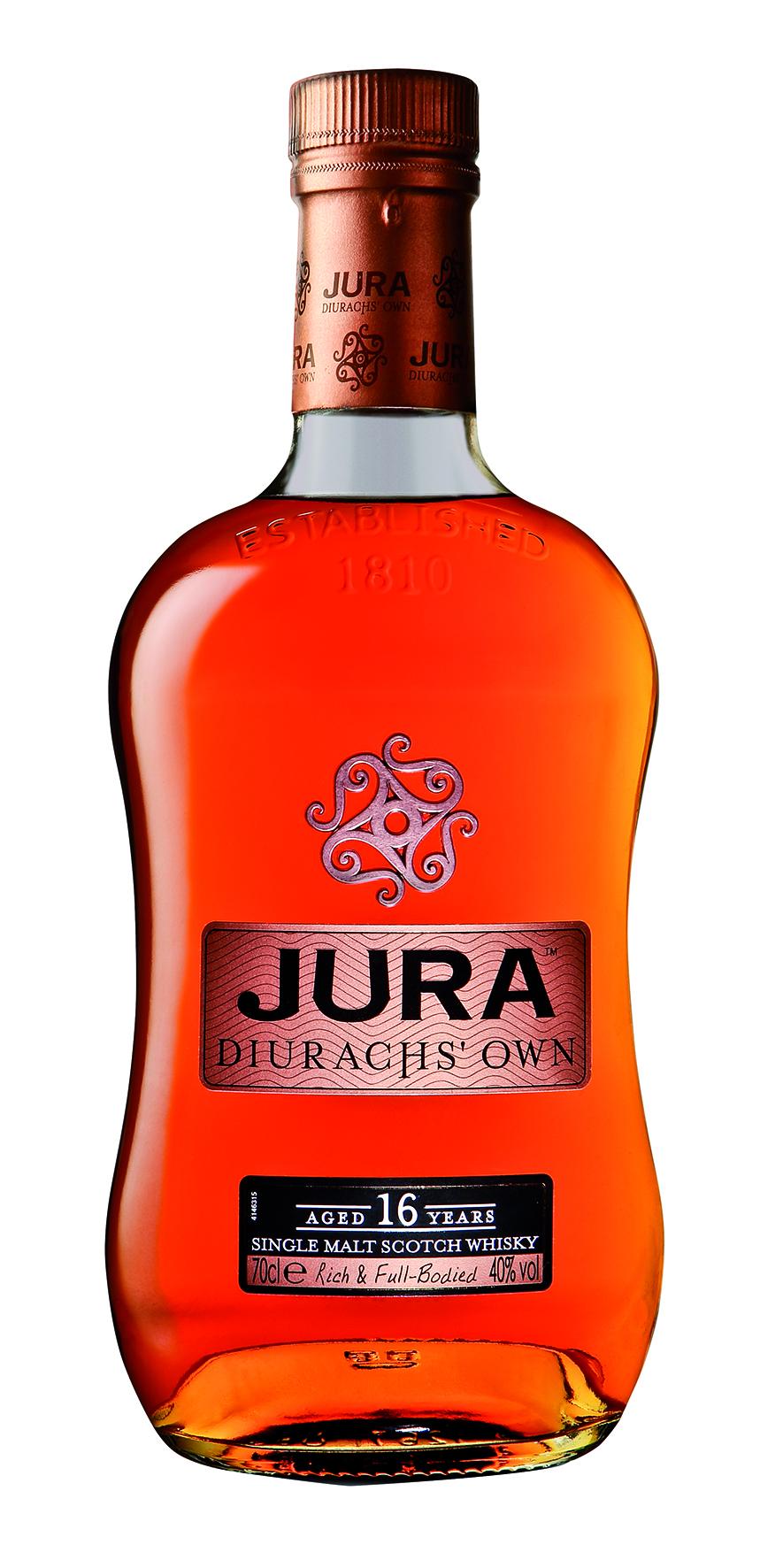 Isle of Jura 16 Jahre Diurachs' Own Whisky