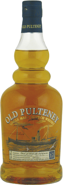 Old Pulteney 12 Jahre Whisky