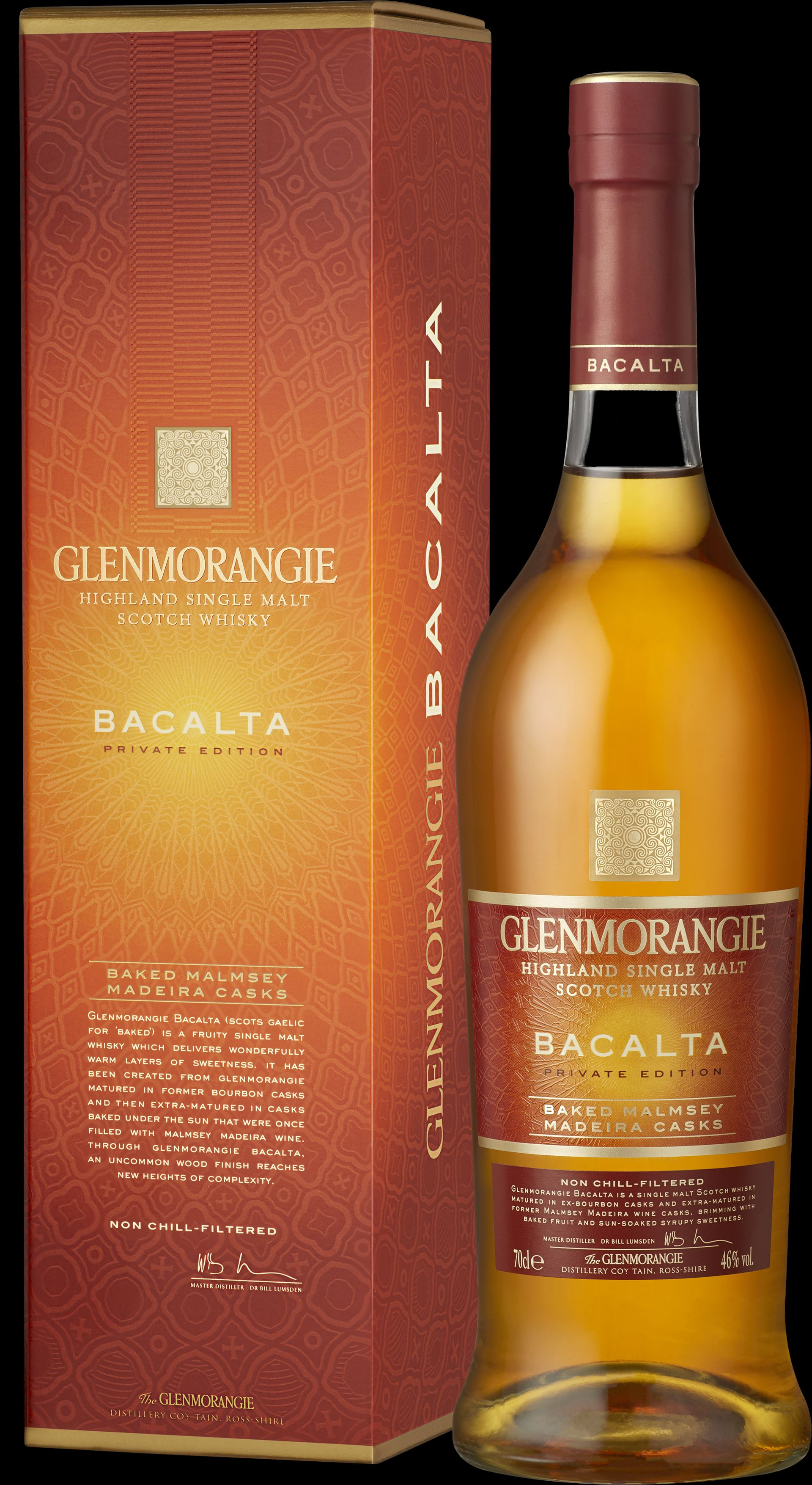 Glenmorangie Bacalta Private Edition Whisky