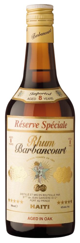Barbancourt Rum 5 Stars Reserve Speciale