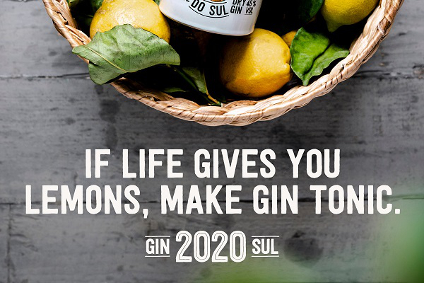 Gin Sul Limao Sonderedition 2020