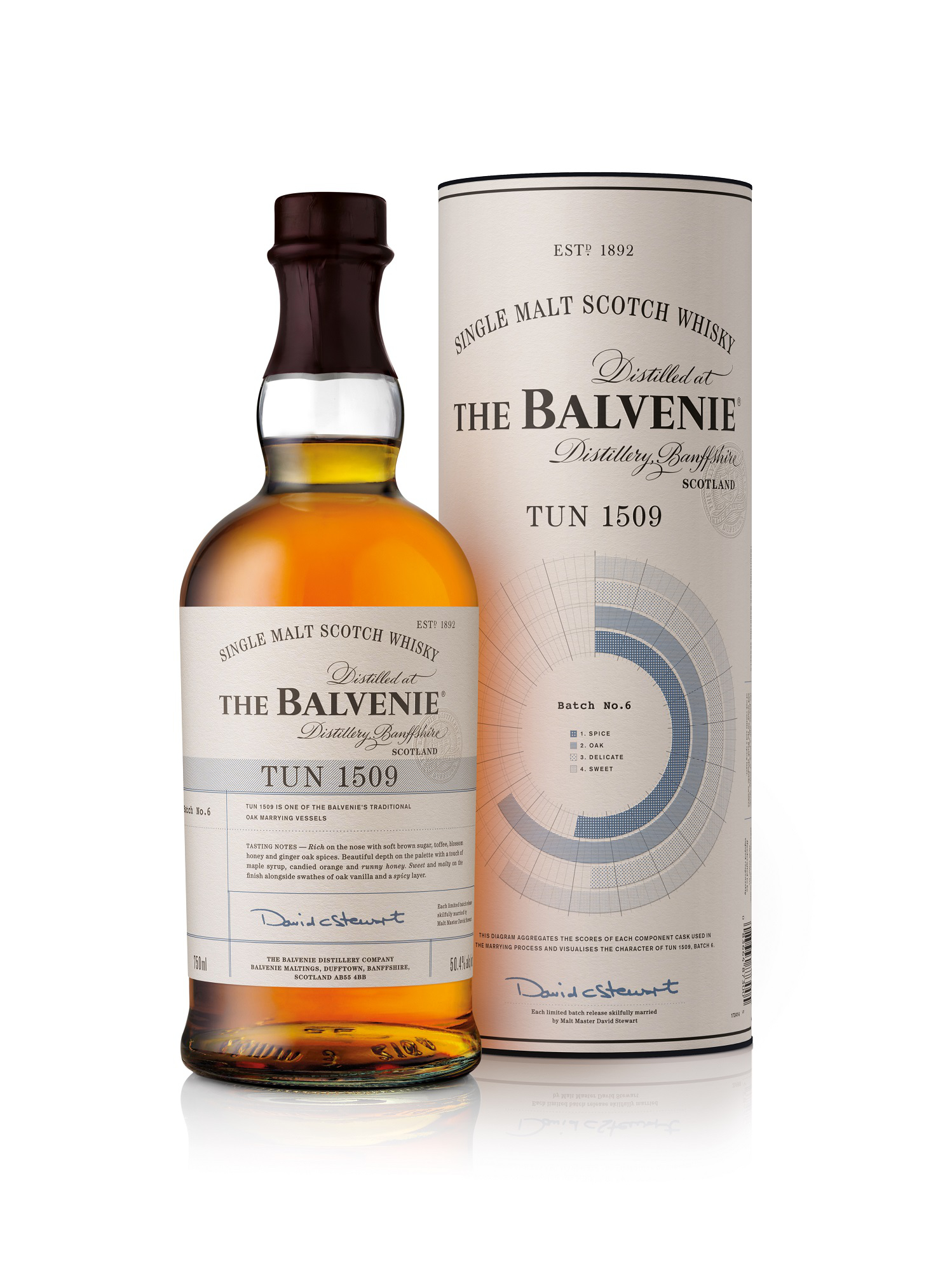 Balvenie Tun 1509 Batch 6 Whisky