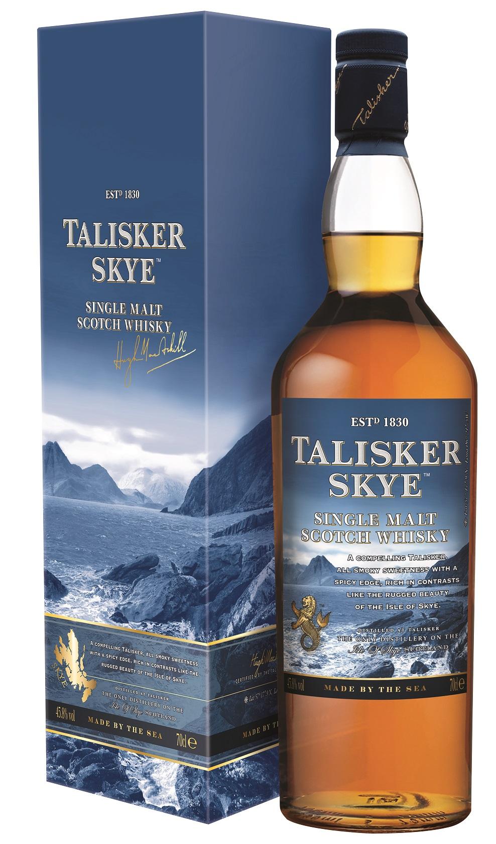 Talisker Skye Single Malt Whisky