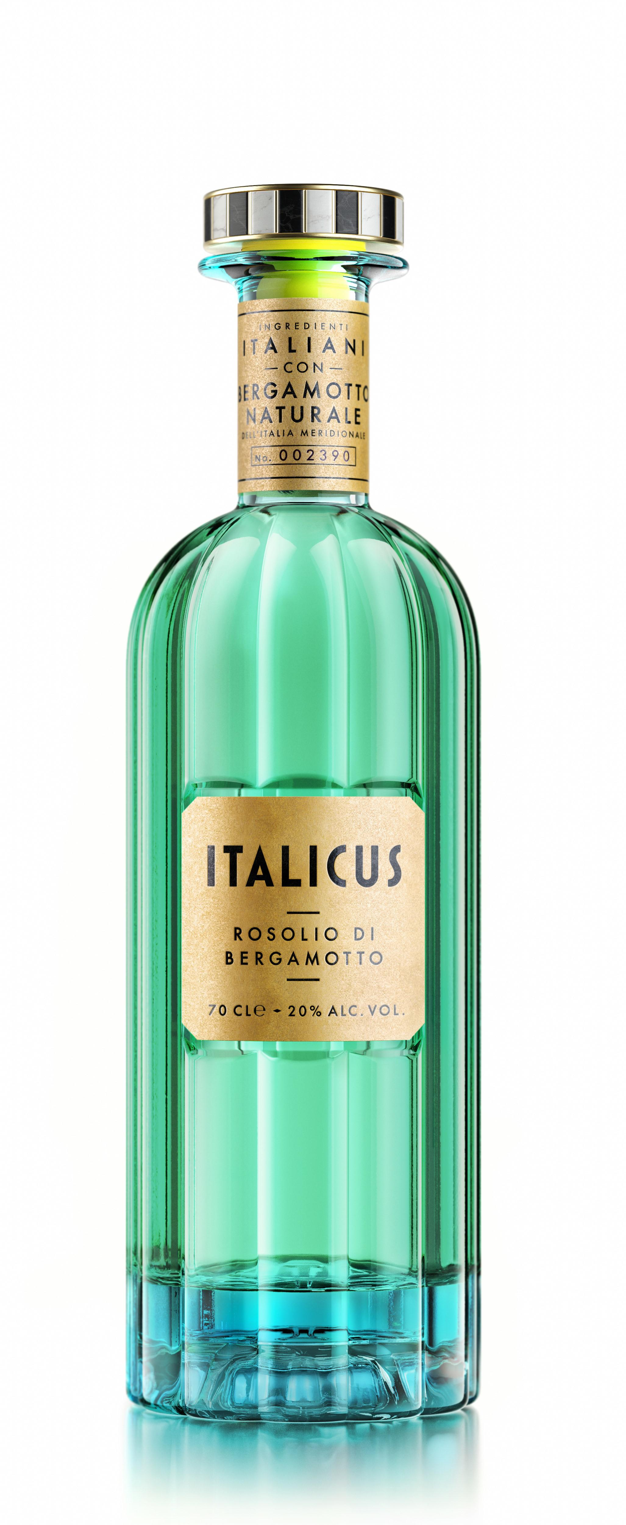 Italicus Rosolio Bergamotto Likör