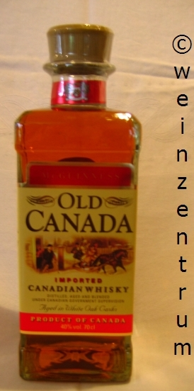 Old Canada Whiskey