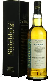 Strathmill 11 Jahre Single Malt Whisky Shieldaig