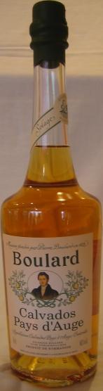 Calvados Boulard La Cuvee Vincent