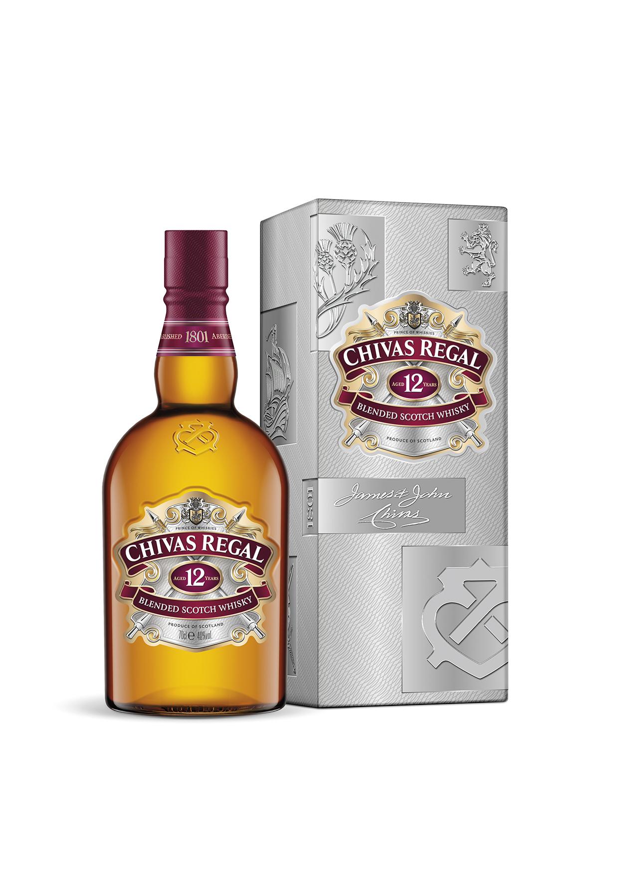 Chivas Regal 12 Jahre Whisky