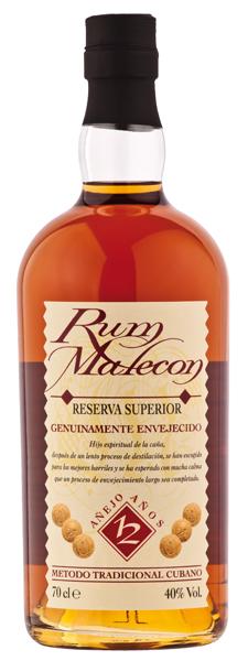 Malecon Rum Reserva Superior 12 Jahre