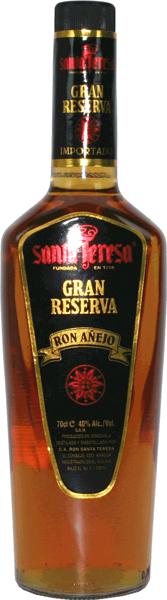 Santa Teresa Rum Anejo Gran Reserva