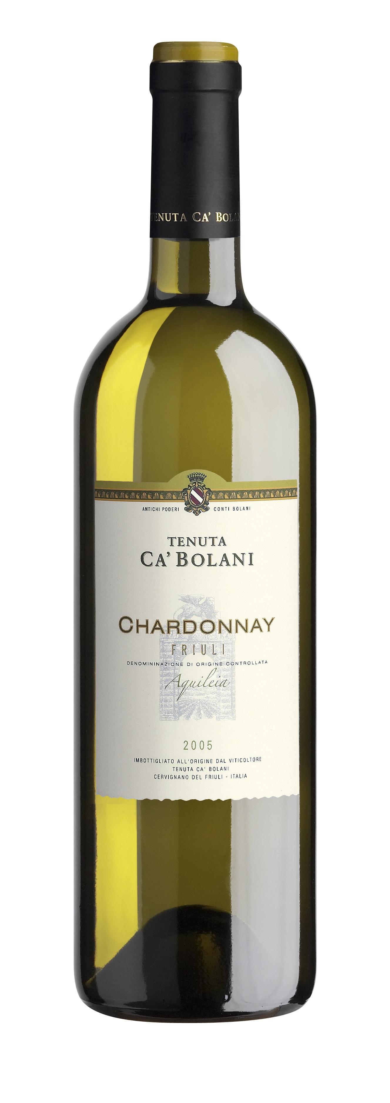 Ca Bolani Chardonnay DOP