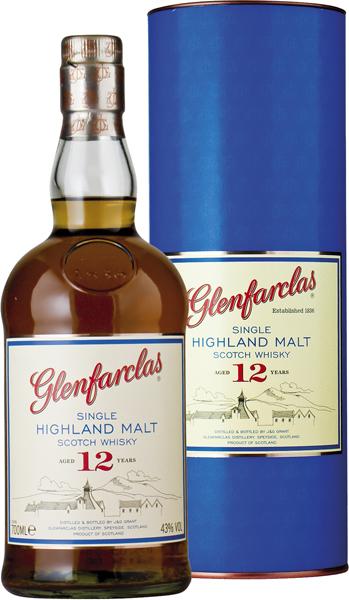 Glenfarclas 12 Jahre Single Malt Whisky