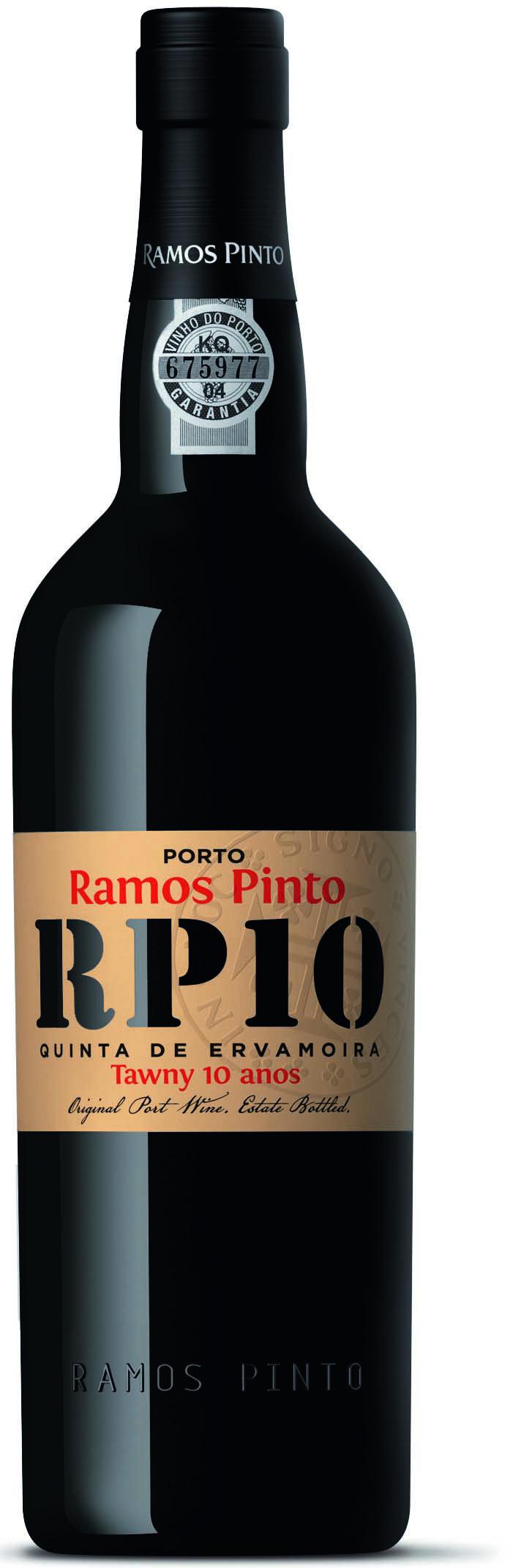Ramos Pinto Port 10 Jahre Quinta de Ervamoira