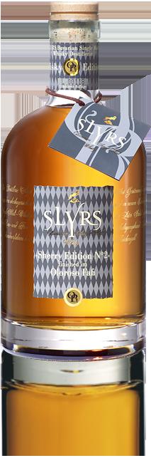 Slyrs Whisky Oloroso Sherry Edition No. 2