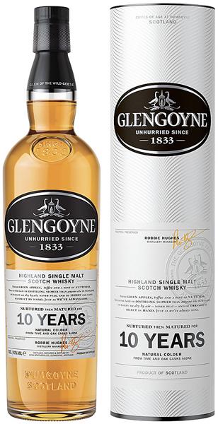 Glengoyne 10 Jahre Whisky