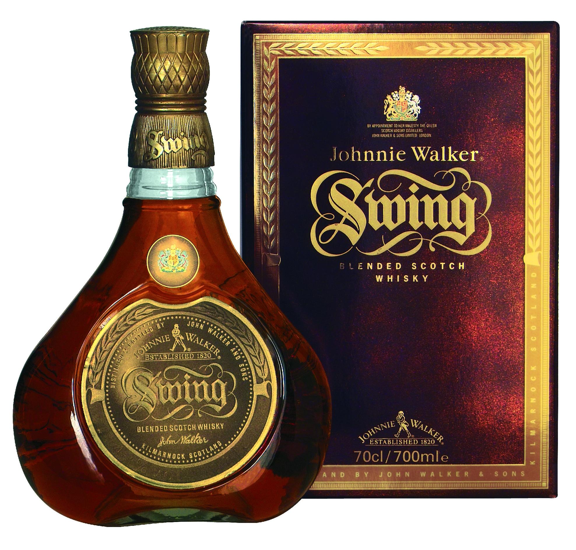 Johnnie Walker Swing Whisky