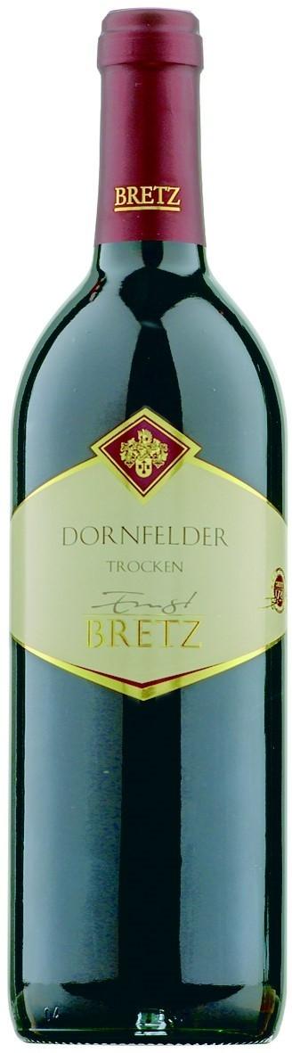 Bretz Dornfelder QbA trocken