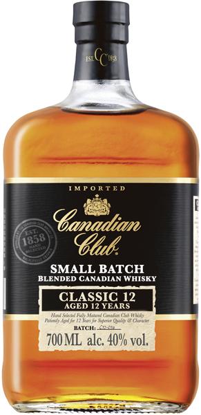 Canadian Club 12 Jahre Whiskey
