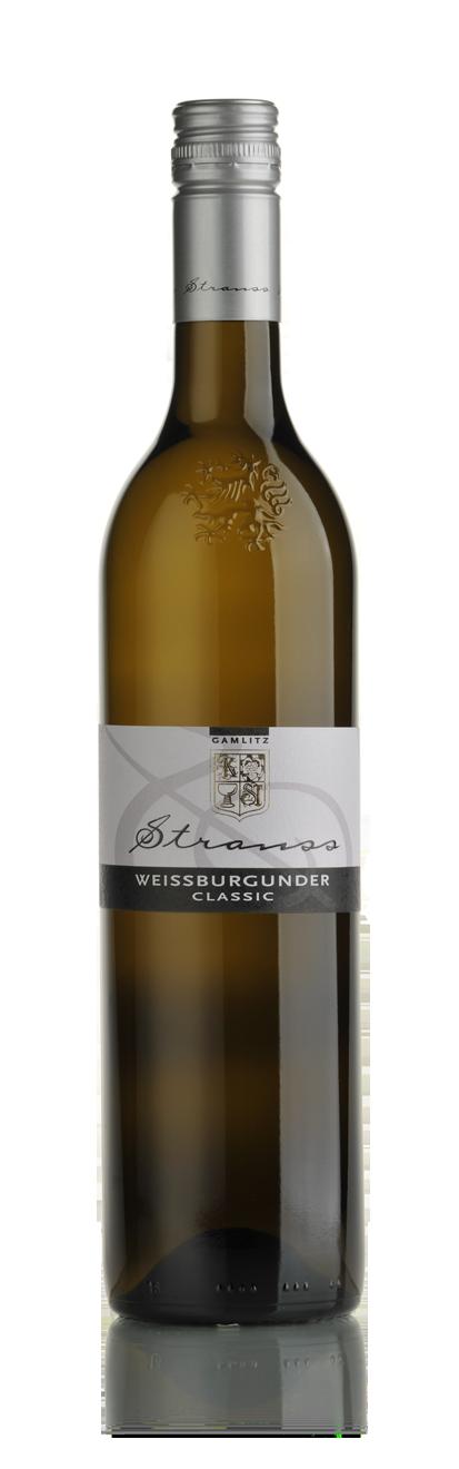 Weingut Strauss Weißburgunder Classic
