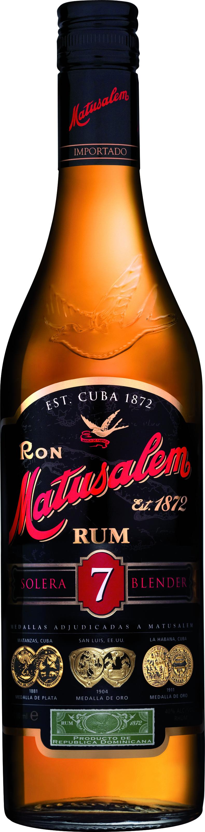 Ron Matusalem Rum Solera 7