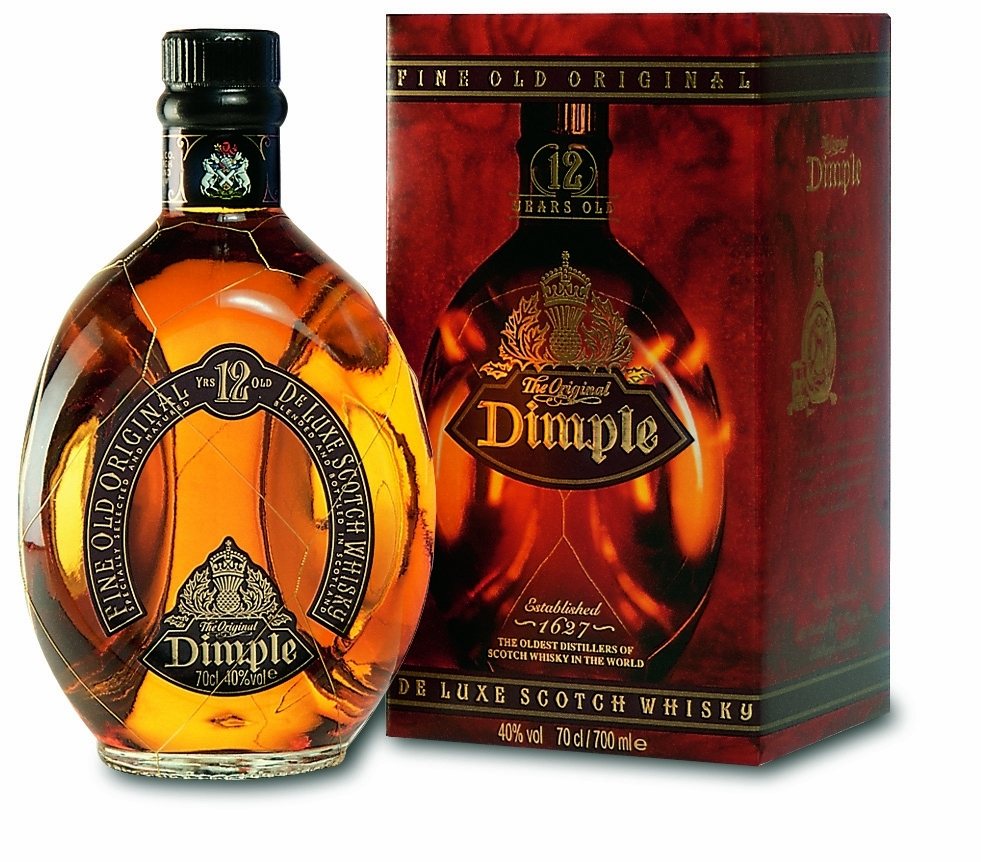 Dimple de Luxe 15 Jahre Whisky
