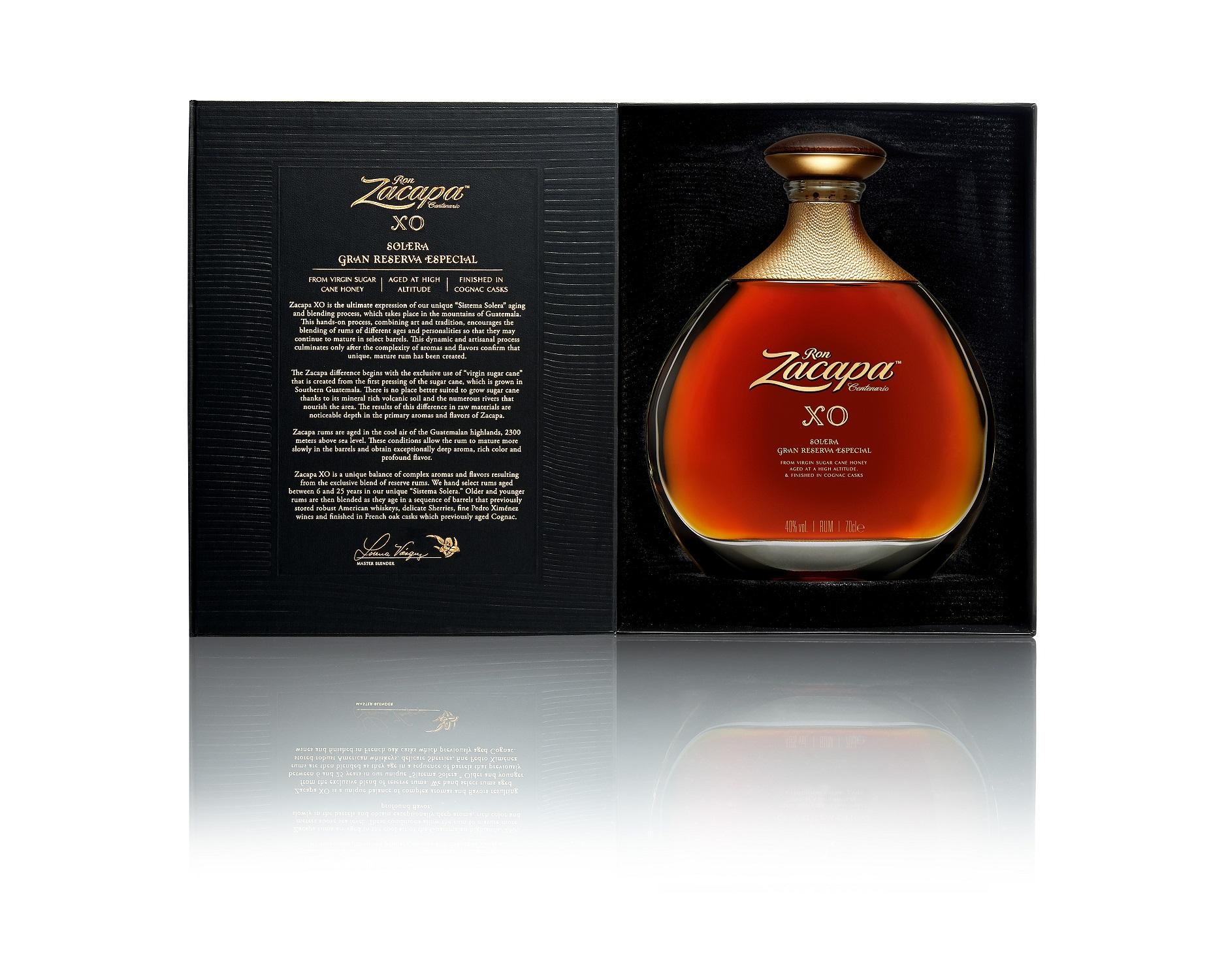 Ron Zacapa Rum XO Solera