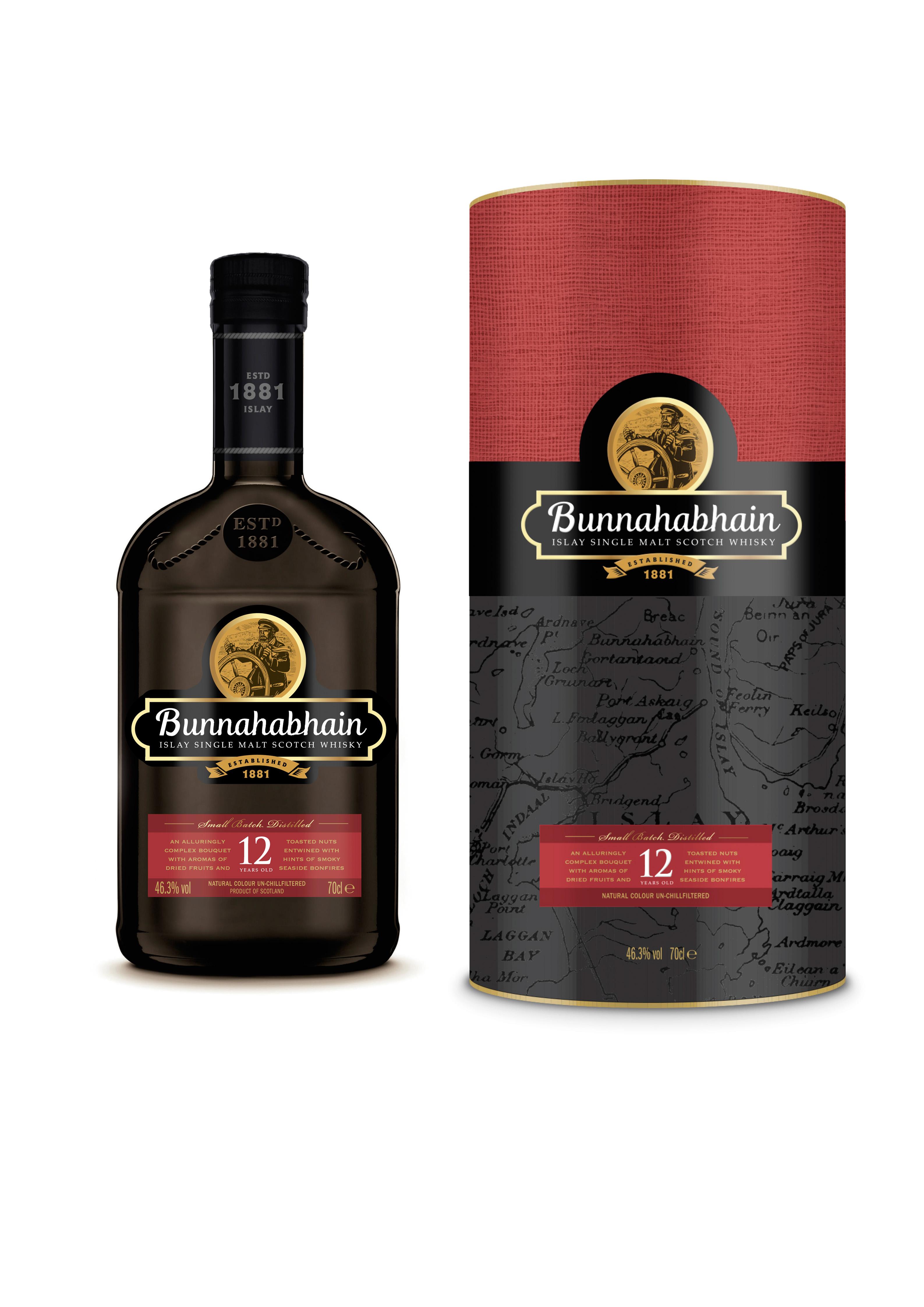 Bunnahabhain 12 Jahre Whisky