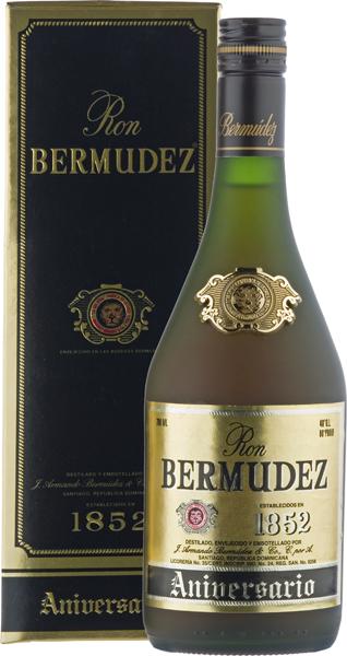 Ron Bermudez Anniversario Rum