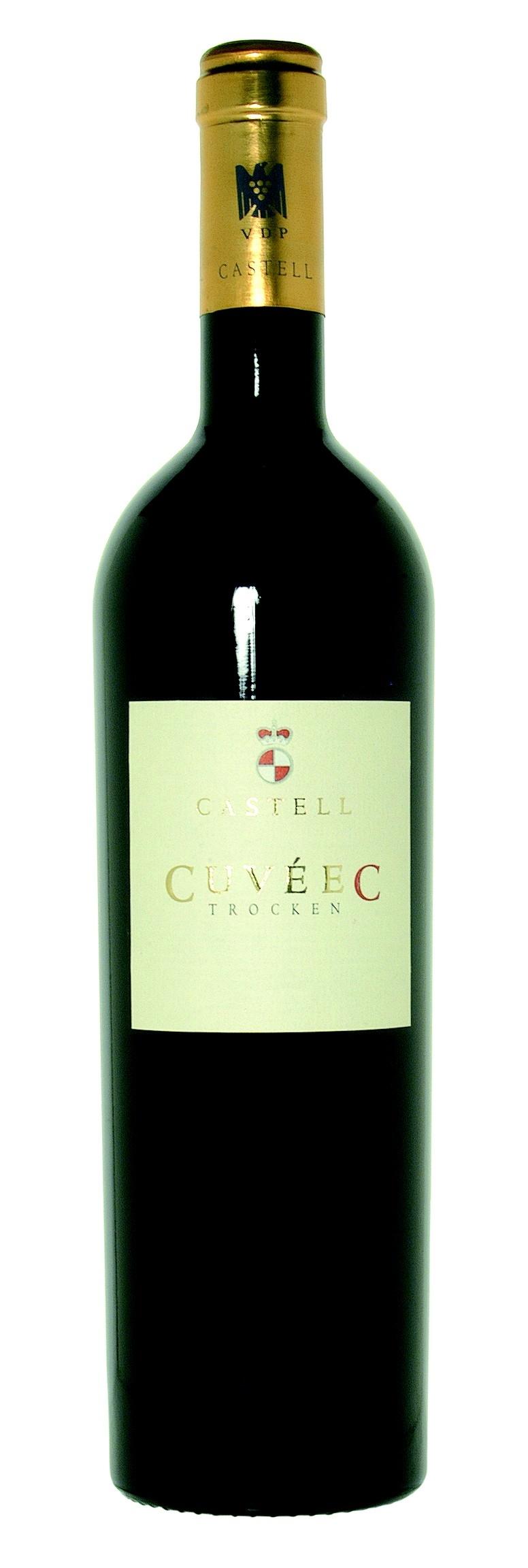 Castell Cuvée C trocken Magnumflasche